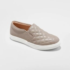 Women's Reese Quilted Sneakers - Gray